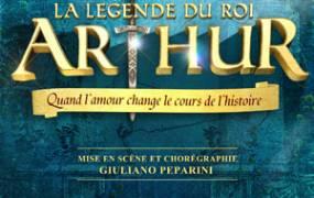 Spectacle La l�gende du roi Arthur