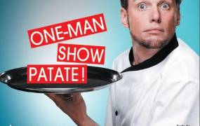 Spectacle Norbert, le one man show patate