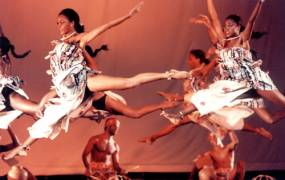 Spectacle Ballet Folklorique National du Br�sil Oba Oba