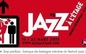 Jazz � l'�tage 2015