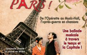Concert Ca, c'est Paris !