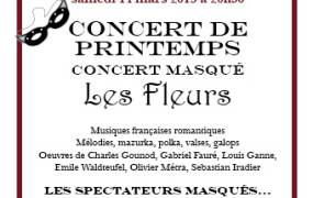 Concert de printemps : 5e Mascarade