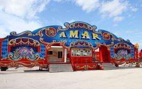 Spectacle Cirque Amar, Sublime