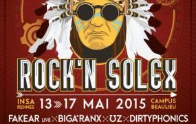 Rock'N Solex 2015