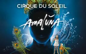 Spectacle Cirque du soleil, Amaluna