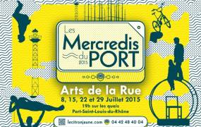 Les Mercredis du Port 2015