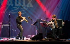 Concert Vincent Peirani et Emilie Parisien