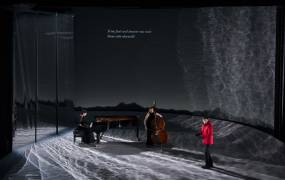 Spectacle Chant d'hiver