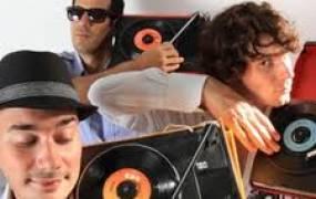 Concert Mix In Bar : Scratch Bandits Crew +