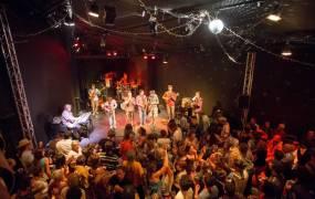 Concert Envol de la saison, Jazzbal Gasconcubin