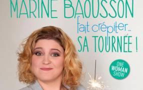Spectacle Marine Baousson, fait cr�piter Nantes !