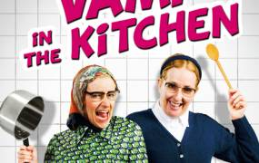 Spectacle Vamp In The Kitchen