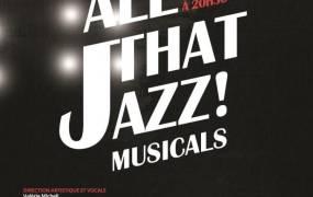 Concert All That Jazz! Musicals