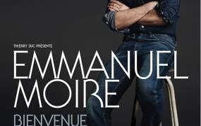 Concert Emmanuel Moire  Bienvenue