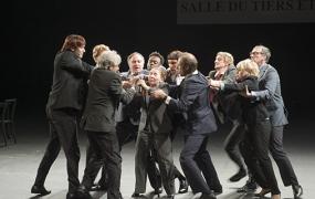 Spectacle Ca ira fin de Louis, Jo�l Pommerat