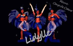 Spectacle Cabaret Lidylle