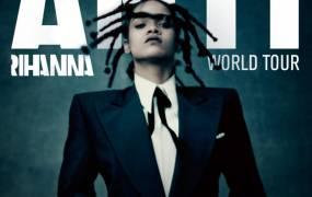 Concert Rihanna Anti World Tour