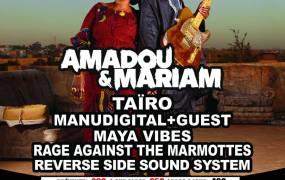 Festival reggae aux houches 2016