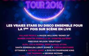 Concert Discollection Tour 2016