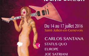 Concert Carlos Santana et Flavia Coehlo