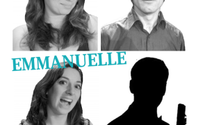 Spectacle Emma, No�l, Emmanuelle et Manuel