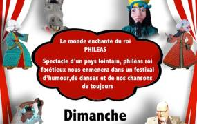 Spectacle F�erie Musicale