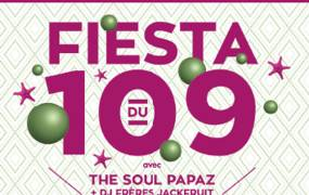 Concert Fiesta Du 109, The Soul Papaz et Dj Fr�res Jackfruit