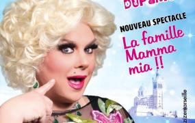 Spectacle Zize du Panier, La famille mamma mia !!