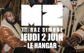 Concert MZ au festival Paris Hip Hop 2016