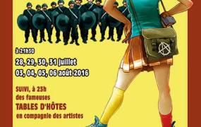 Festival des ch�teaux de Bruniquel 2016