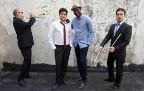 Concert Harold L�pez-Nussa 4tet et Paco Sery