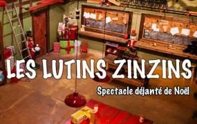 Spectacle Les lutins zinzins et le P�re No�l