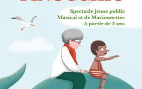 Spectacle Le RV des Pitchous : Pinocchio par la Cie Cr�a