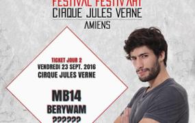 Concert Mb14, Berywam et 1ere Partie