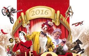 Spectacle Cirque Arlette Gruss