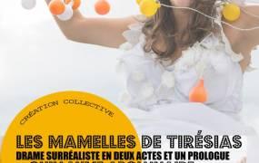 Spectacle Les Mamelles de Tir�sias