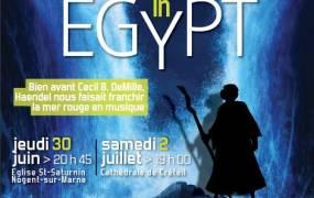 Concert Israel in Egypt - Haendel