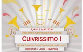 Concert Cuivrissimo !