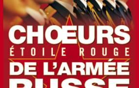 Concert Choeurs Armee Russe Etoile Rouge