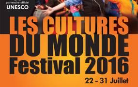 Spectacle Festival Les Cultures Du Monde 2016