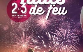 Spectacle Les Nuits De Feu De Lectoure