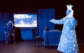 Spectacle L'inoubliable Noël de Mr. Scrooge - théâtre
