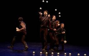 Spectacle Liaison Carbone dans le cadre de Jours [et nuits] de Cirque(s)