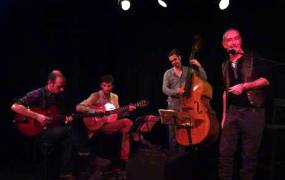 Concert Georges Brassens par Dominique Lamour et ses Musiciens