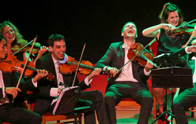 Spectacle Concerto a tempo d'umore