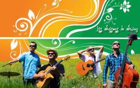 Myst�retrio Quartet en concert au Festival Clairins au Clair de Lune