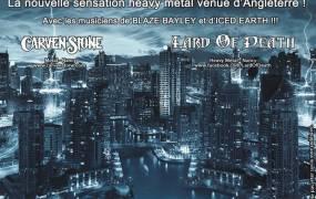 Concert Absolva (musiciens B.bayley & Iced Earth)