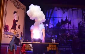 Spectacle L'�cole des magiciens