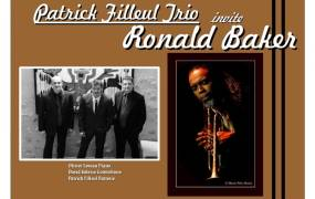 Concert Ronald Baker et le Patrick Filleul Trio