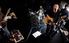 Concert Luc Aussibal et L'escampe